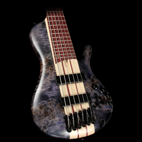 Ibanez Bass Workshop SRSC806 6-String Bass Brown Topaz Burst