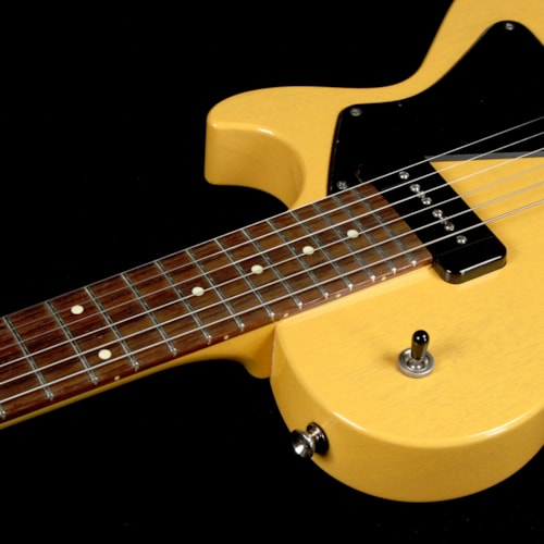 Collings 290 Electric Guitar TV Yellow