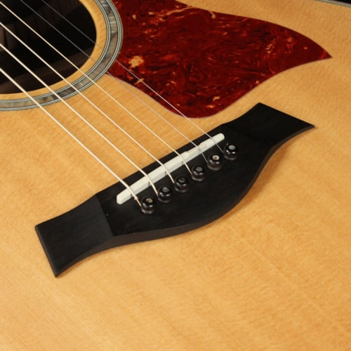 2012 Taylor 816ce Grand Symphony Acoustic Natural 2012