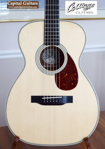 "2015 Collings 02H MRG German Spruce, Madagascar RW 1.75"" Nut"