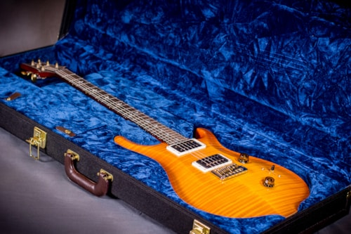 PRS Custom 24. 30th Anniversary Brazilian
