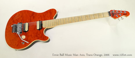 2006 ERNIE BALL MUSIC MAN Axis