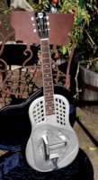 2010 National Reso-Phonic VINTAGE STEEL TRICONE
