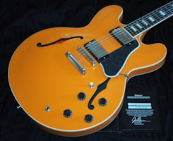 2016 Gibson Gibson Memphis ES-335 Awesome Trackpack Combo Tasc