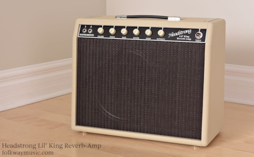 HEADSTRONG  Lil' King Reverb