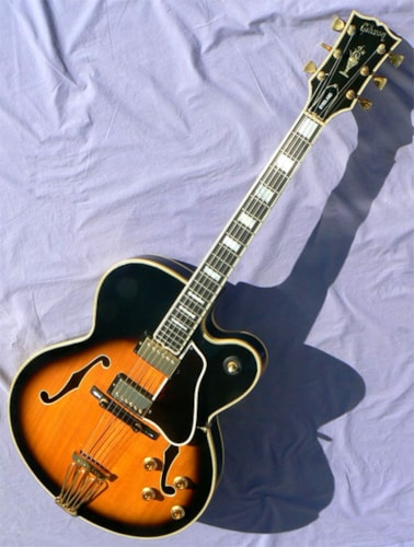 1976 Gibson Byrdland: Gleaming Condition