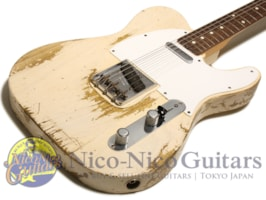2013 Fender Custom Shop TB '59 Telecaster Heavy Relic