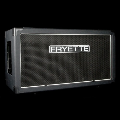 Fryette FatBottom 2x12 Guitar Cabinet with Fane Speakers