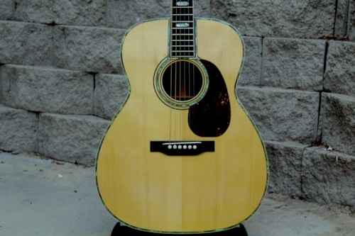 1941 Martin f-2 arch top converted to 0000-42