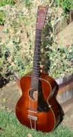 1933 Martin R-18 Round Hole Archtop