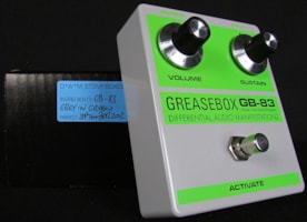 2012 D*A*M GB-83 Greasebox