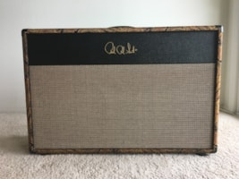 2010 Paul Reed Smith 2x12 Speaker Cabinet Closed Back Vintage 30s