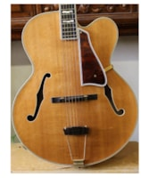 1992 Campellone Deluxe Archtop