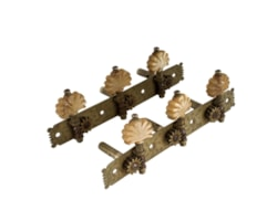 1850 Jerome 3 Per Side Tuners