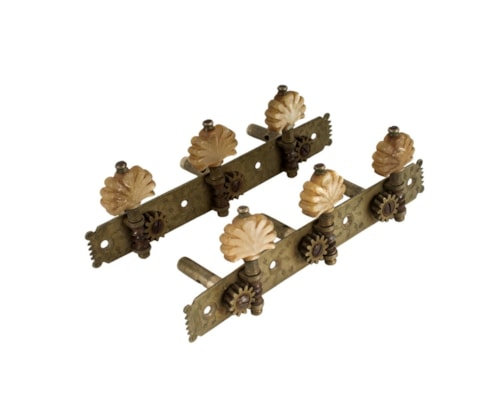 ~1850 Jerome 3 Per Side Tuners