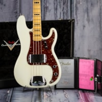 Fender Custom Shop Closet Classic '69 P-Bass, Aged Olympi