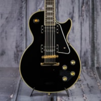2012 Epiphone Used   Les Paul Custom Pro, Black