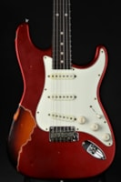 Suhr Classic Antique Pro HSS Limited - Candy Apple Red