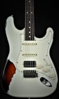Suhr Classic Antique Pro HSS Limited - Olympic White Ov
