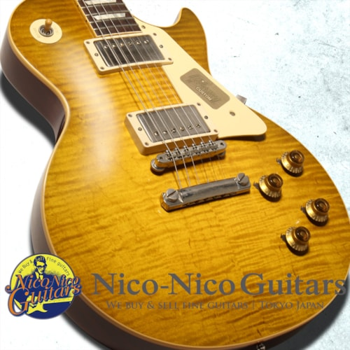 2015 Gibson Custom Shop Historic Select 1959 Les Paul Vintage Gloss