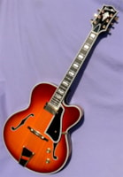 2013 Campellone Deluxe: Stunning Flame, Classic Tone