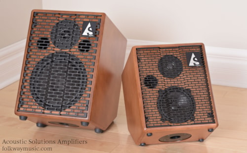 Godin Acoustic Solutions 75T and 150