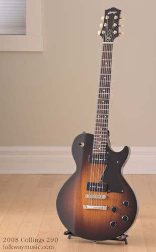 2008 Collings 290