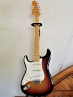 1974 Fender LEFTY Hard Tail Strat/Cesar Rosas