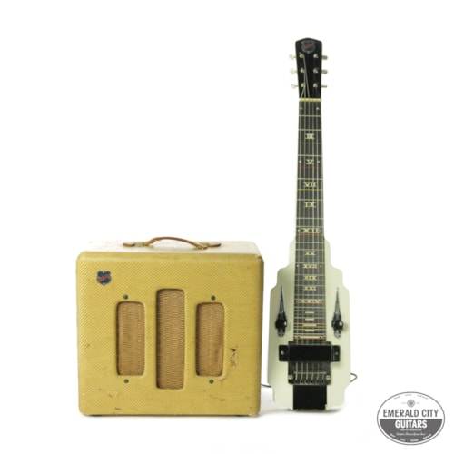 ~1940 National Lap Steel and Amp