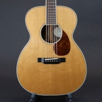 2018 Bourgeois Large Soundhole OM AT Adirondack Spruce, Brazilian