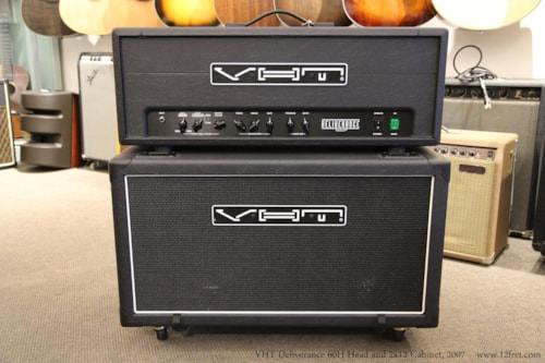 2007 VHT Deliverance 60H and 2x12 Cabinet