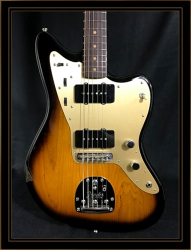 Fender 60th Anniversary '58 Jazzmaster Limited Edition