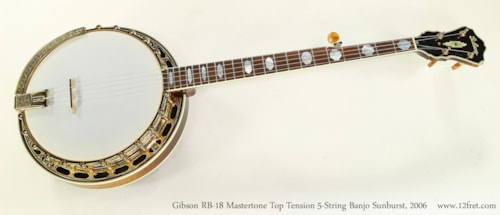 1996 Gibson RB-18