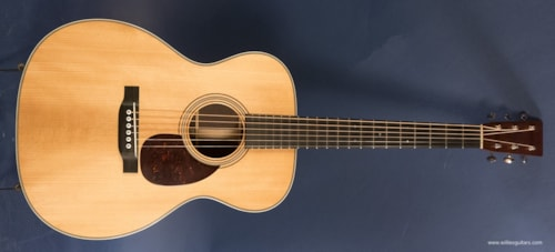 2018 Martin OM-28 Authentic 1931 VTS