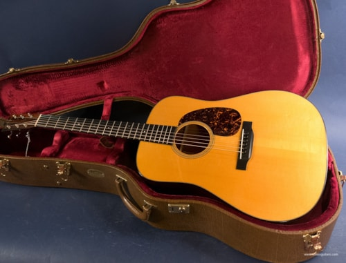 2008 Martin D-18 Authentic 1939 VTS