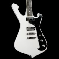Ibanez FRM200 Paul Gilbert Fireman Signature White Blonde