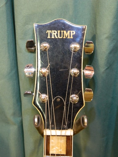 ~1975 Trump Les Paul Custom