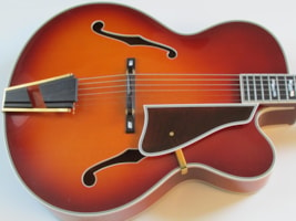 """2001 Campellone Deluxe 17"""" Archtop"""