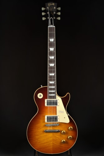 Gibson Custom Shop '59 Les Paul Standard VOS - Dark Bourbon Fade