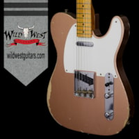 2014 Fender Custom Shop 1952 Telecaster Heavy Relic Maple Streamlined U Ne (1952 Reissue)
