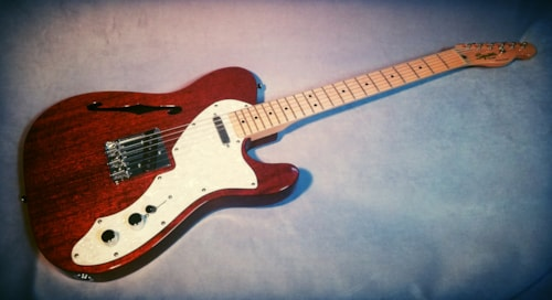 2009 Fender Squier '69 Thinline Telecaster - Vintage Modified