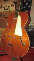 1959 Kay Archtop Acoustic
