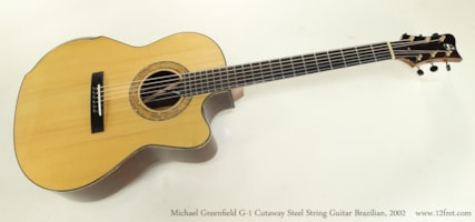 2002 Michael Greenfield G-1