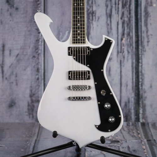 Ibanez FRM200 Paul Gilbert Signature Fireman, White Blonde