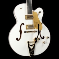 Gretsch G6136T Players Edition White Falcon