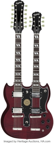 2010 Epiphone Double Neck