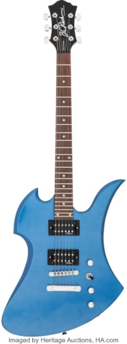 2010 B. C. Rich Mockingbird
