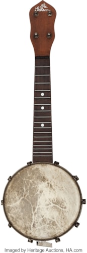 1930 Gibson Banjo Mandolin Model