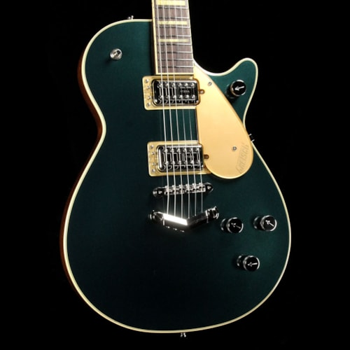 Gretsch G6228 Players Edition Jet BT with V Tailpiece Cadillac Green