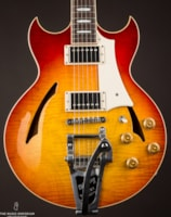 2015 Gibson Custom Johnny A Sunburst